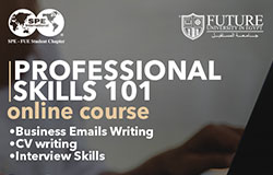 SPE FUE SC Professional Skills 101 Online Course